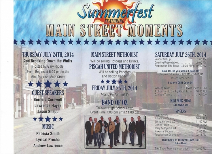 Summerfest Main Street Moments