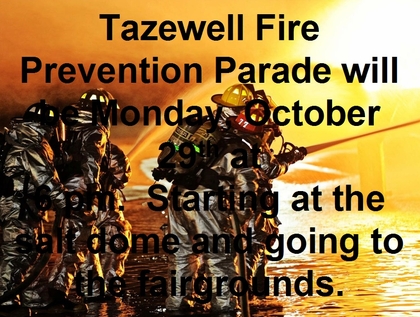 2012 Fire Prevention Parade