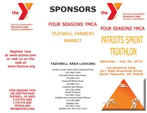 Patriots Sprint Triathlon @ Lincolnshire Park | Tazewell | Virginia | United States