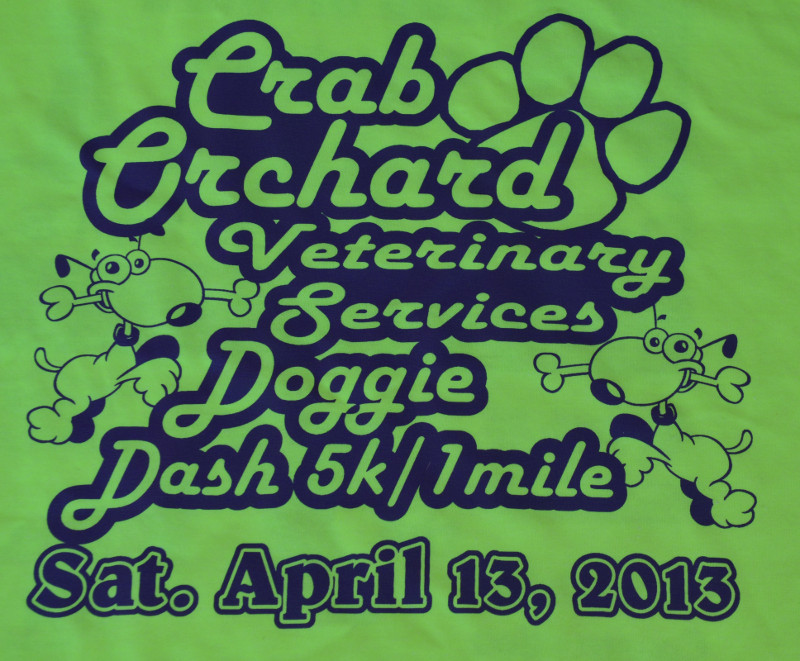 Doggie Dash @ Crab Orchard Vet's