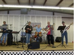 The Patriots Band - August 3, 2013 @ Altizer Stage | Tazewell | Virginia | United States