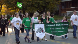 Homecoming Parade - October 3, 2013