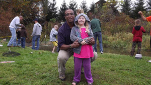 Kid's Fishing Day - October 5, 2013 @ Dunford Park