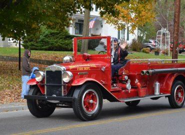 Fire Prevention Parade 2013