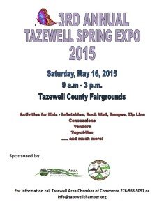 2015 Spring Expo @ Tazewell County Fairgrounds | Tazewell | Virginia | United States