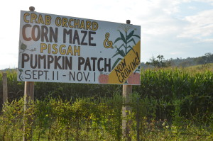 Crab Orchard Corn Maze and Pisgah Pumpkin Patch @ Historic Crab Orchard Museum | Huddleston | Virginia | United States