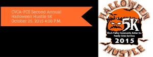 CVCA-FCS Halloween Hustle 5K @ Tazewell High School - Bulldog Stadium