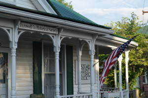 Tazewell County Historical Society - Book Signing @ Tazewell County Historical Society (Greever House on Main St)