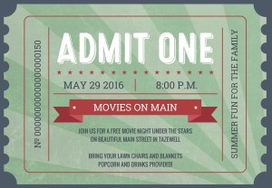 Movies on Main - May @ Main Street
