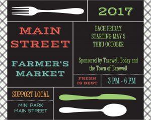 Main Street Farmer's Market @ Main Street Mini Park
