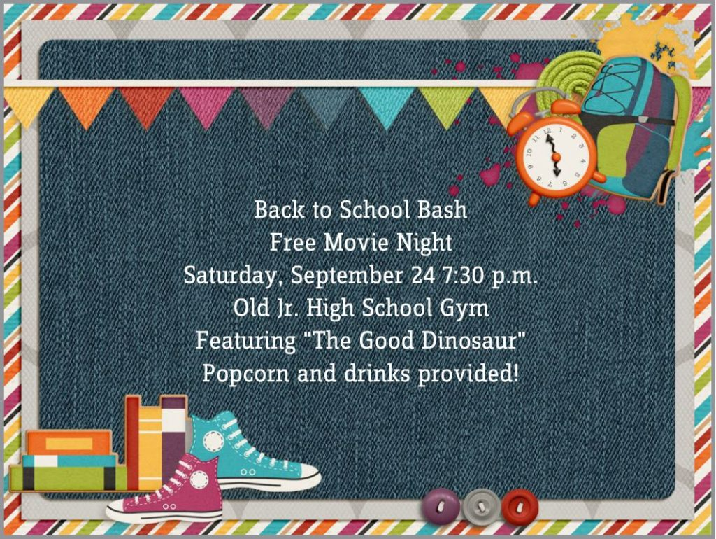 Sept2016 MovieNight