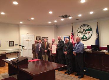 Town Council Meeting November 2016