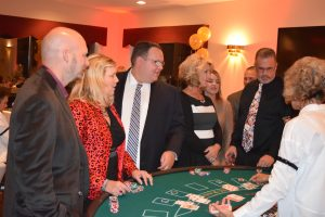Crab Orchard Cuisine and Casino Night Fundraiser @ Fincastle on the Mountain in Bluefield, VA