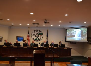 Town Council Meeting May 2017