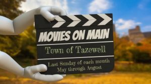 Movies on Main @ Main Street - National Bank parking lot