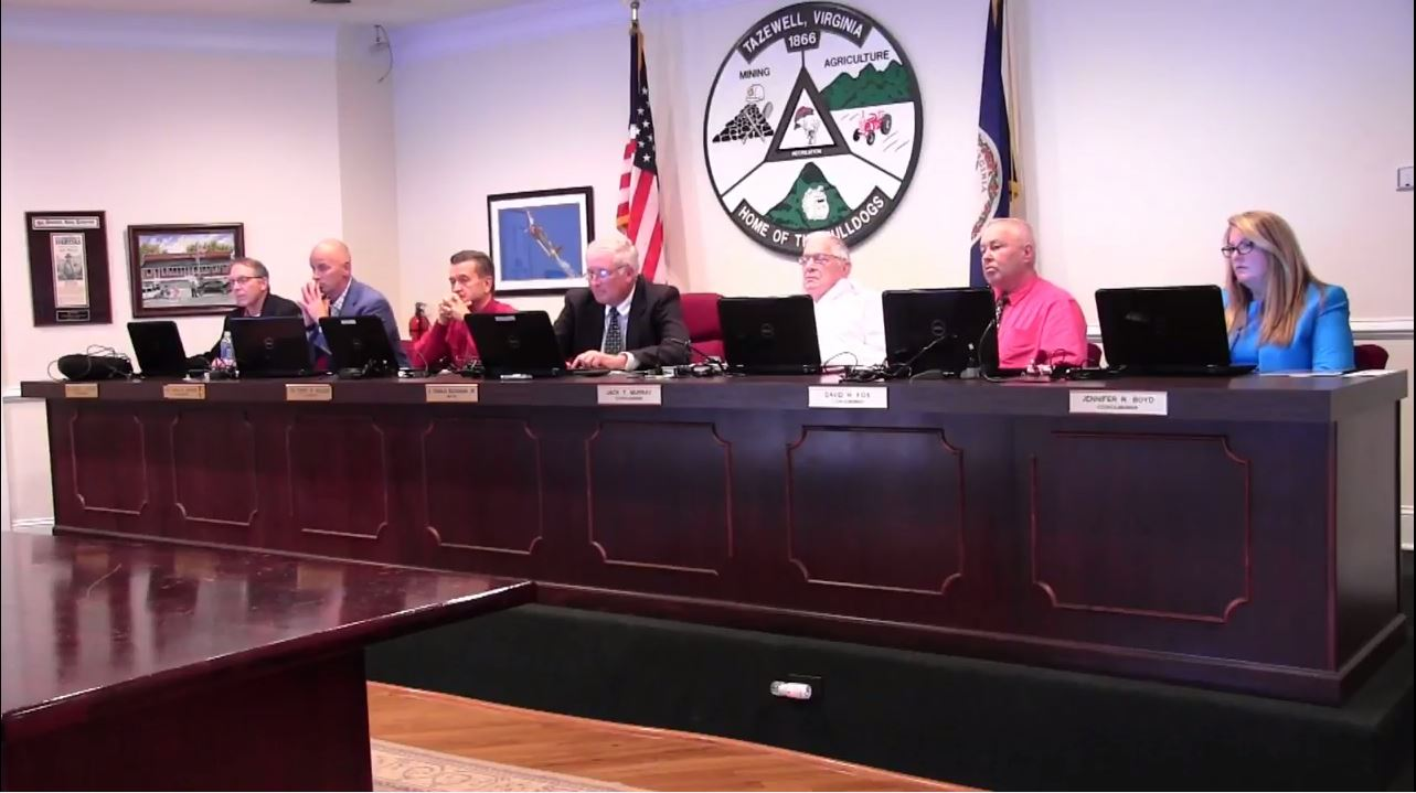 Town Council Meeting July 2017