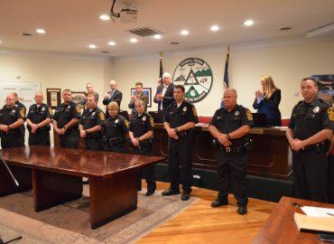 Town Council Meeting October 2017