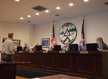 Town Council Meeting November 2017