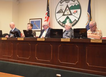 Town Council Meeting January 2018