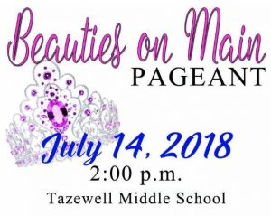 Beauties on Main @ Tazewell Middle School | Tazewell | Virginia | United States