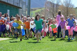 Easter Egg Hunt @ Nuckolls Hall at the Fairgrounds