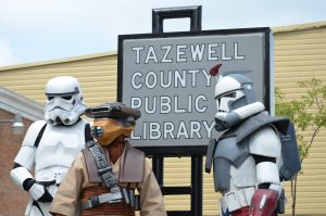 Comic Con @ Tazewell County Public Library