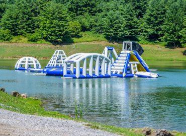 Aqua Park Set to Open July 7, 2018