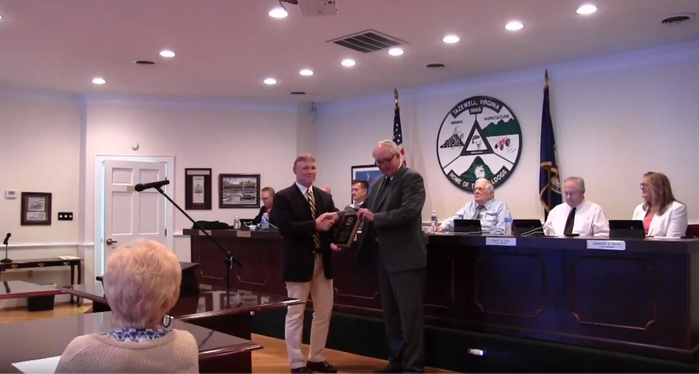 Town Council Meeting June 2018
