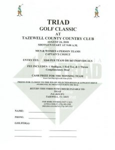 Triad Golf Classic @ Tazewell County Country Club