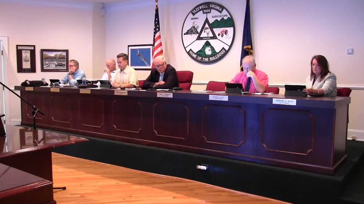 Town Council Meeting 08-2018