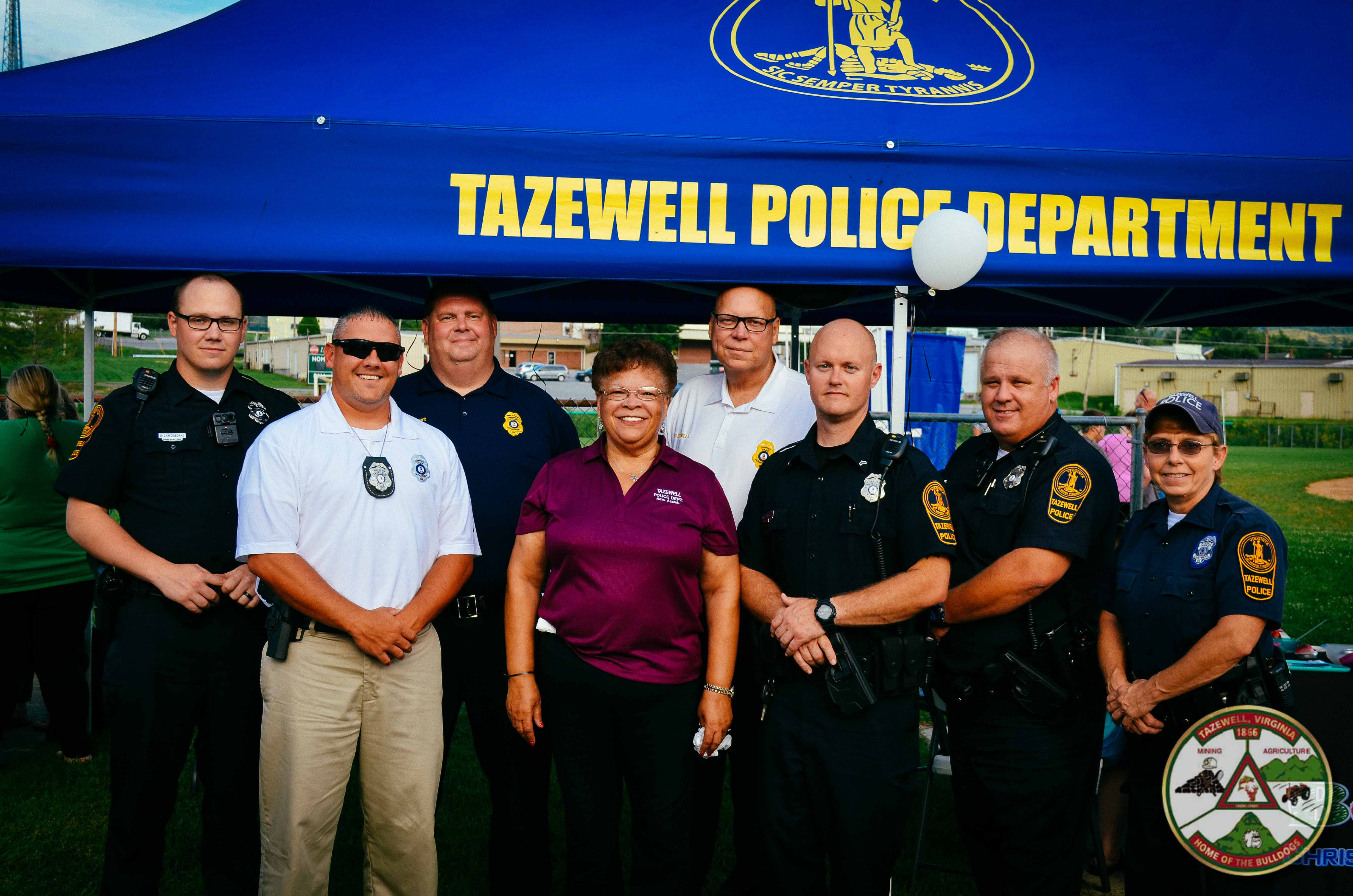 National Night Out Celebrated August 7, 2018