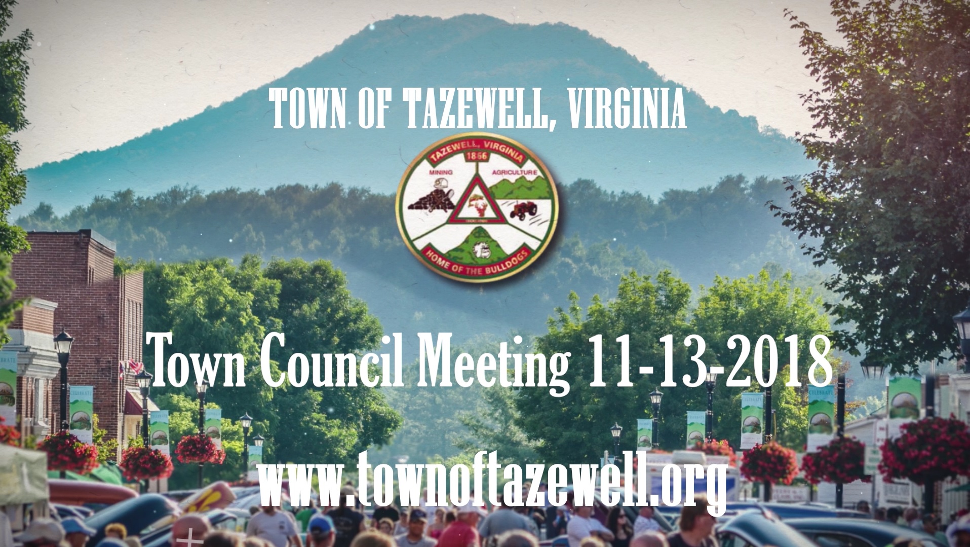 Town Council Meeting 11-2018