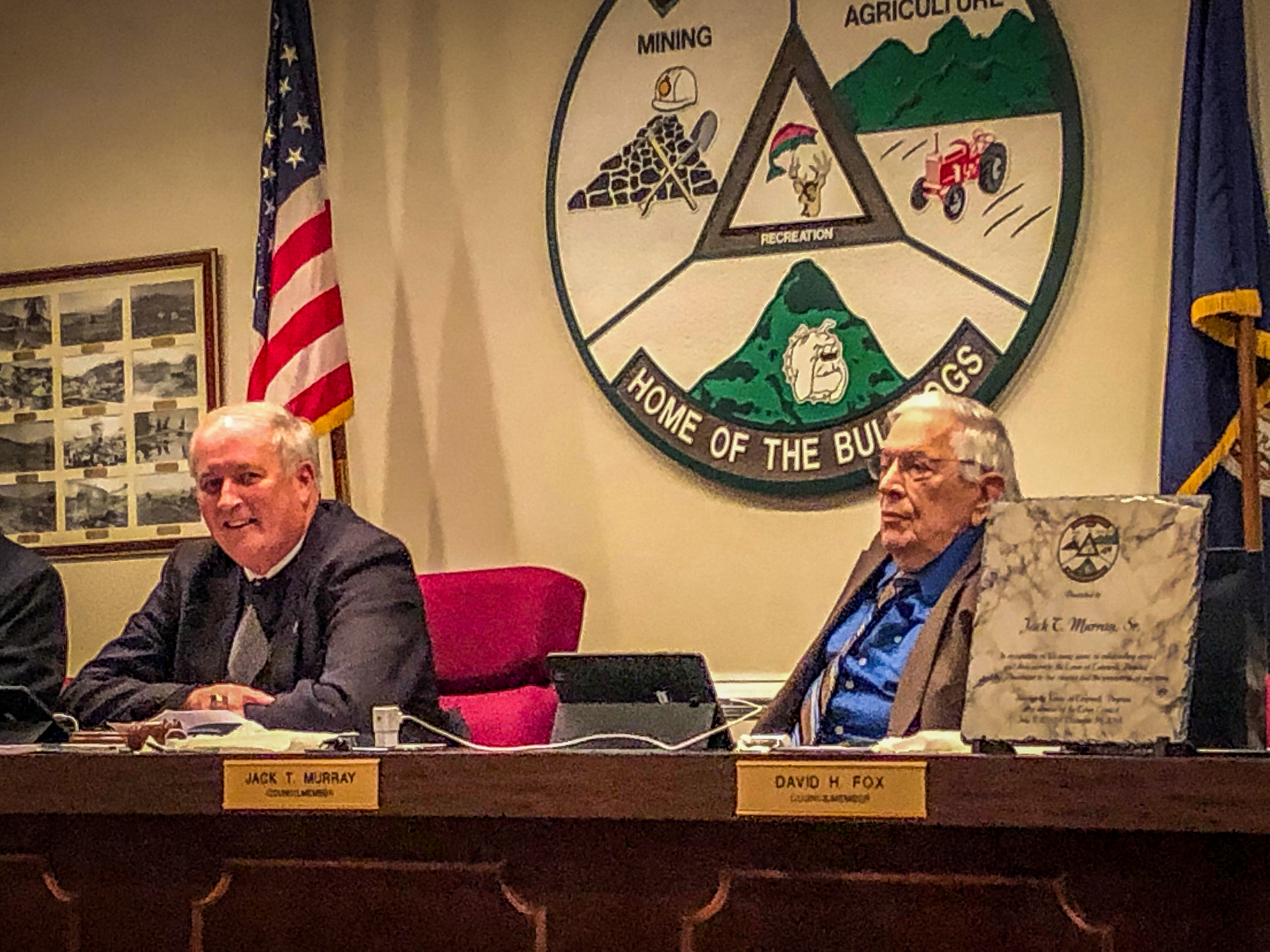 Town Council Meeting 12-2018