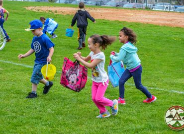 Easter Egg Hunt Held for 2019