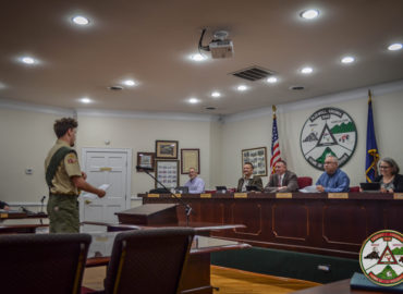 Town Council Meeting 04-16-2019