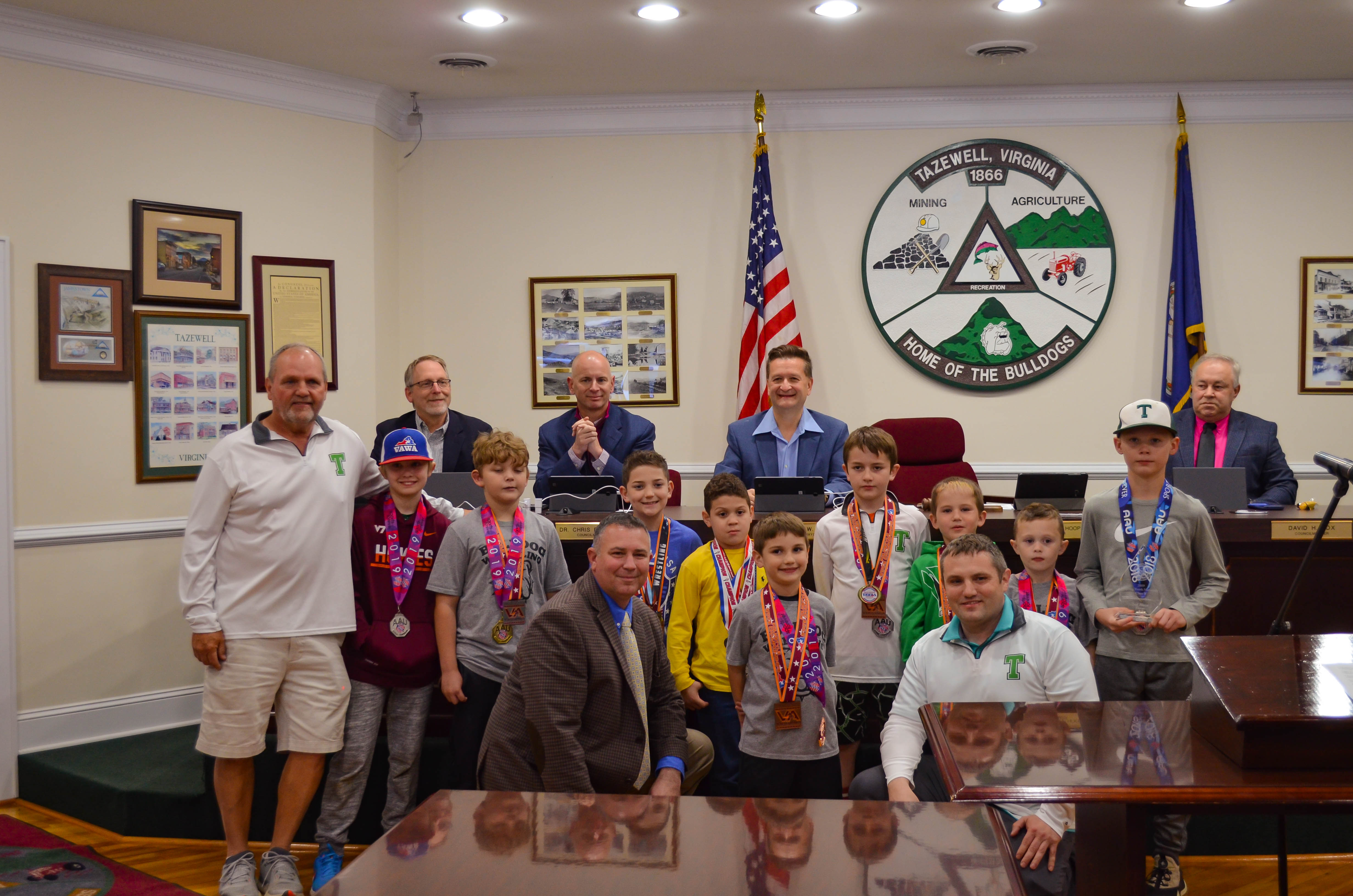Town Council Meeting 05-14-2019
