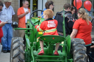 Down on the Farm/Trucks & Tractors @ Tazewell County Public LIbrary/Main Street