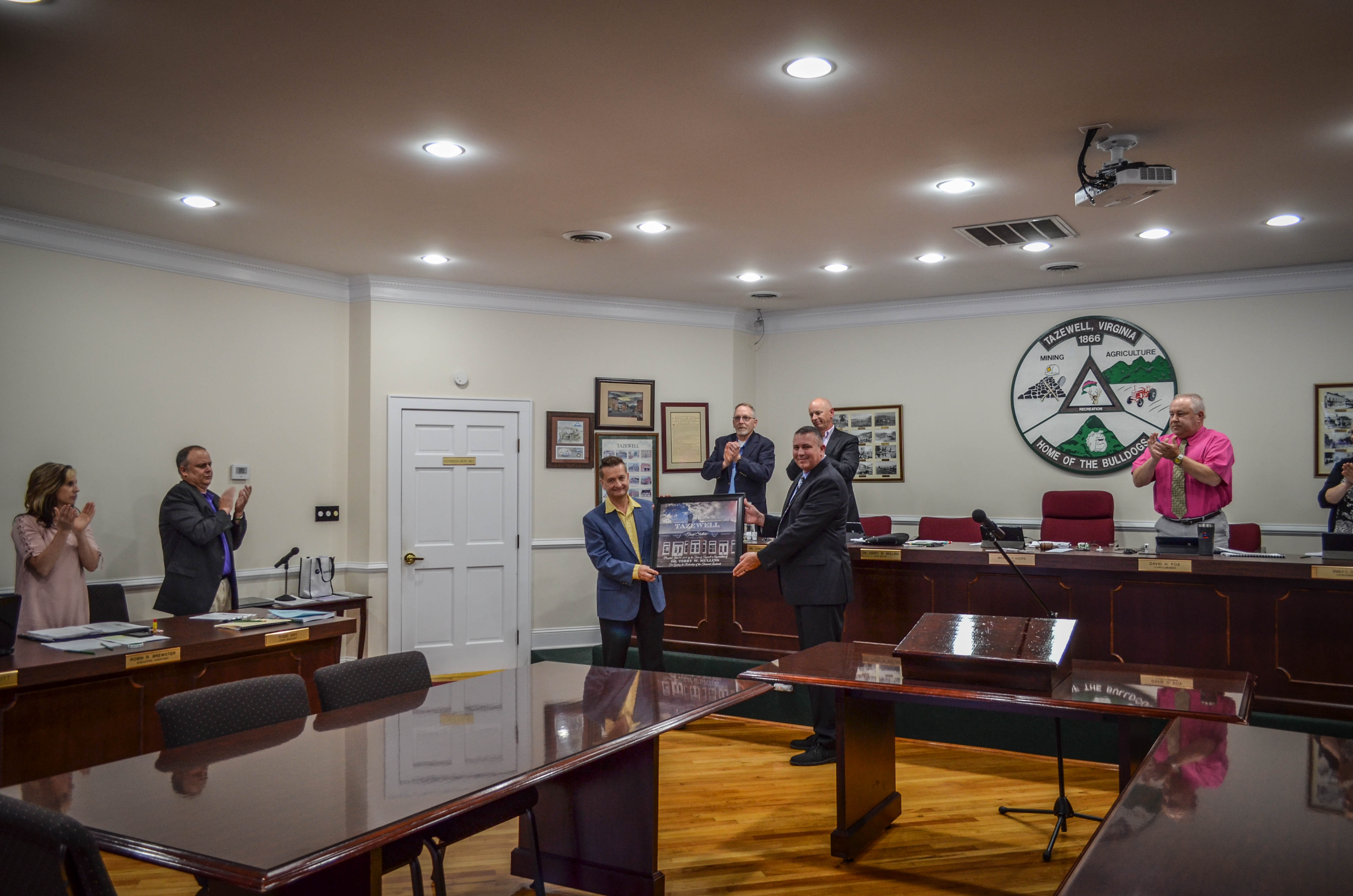 Town Council Meeting 06-2019