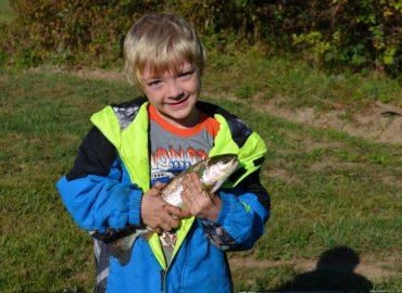 Kids Fishing Day – Fall 2016