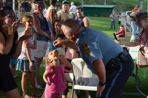 National Night Out - Meet Local Police Officers @ Lincolnshire Park