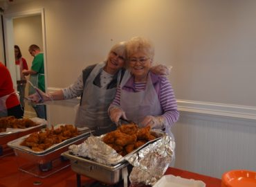 Community Thanksgiving 2014