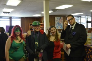 Comic Con @ Tazewell County Public Library @ Tazewell County Public Library | Tazewell | Virginia | United States