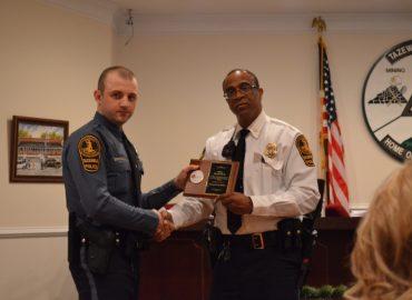 Steven Davis Presented M.A.D.D. Award