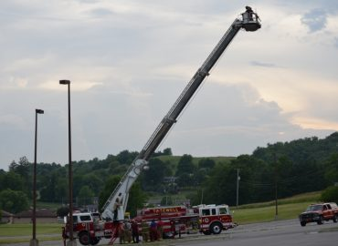 Fire Department – Training Exercises 2014