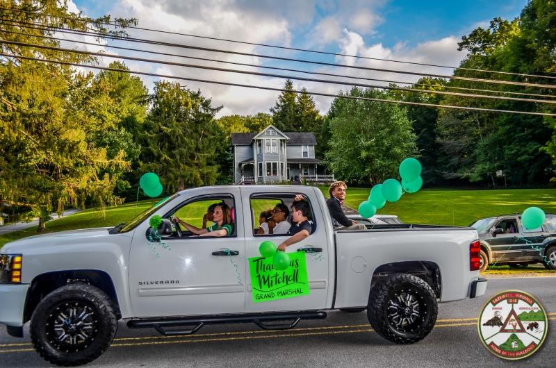 Homecoming Parade Held