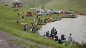 2015 Donnie Lowe's Kids Fish Day @ Lake Witten